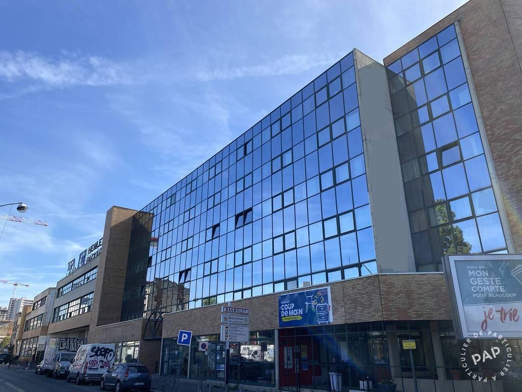 Location Bureaux et locaux professionnels Bagnolet (93170) 250m²