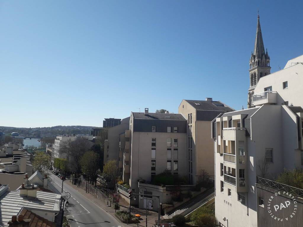 Vente Appartement Saint-Cloud (92210) 39 m² 337.000 €