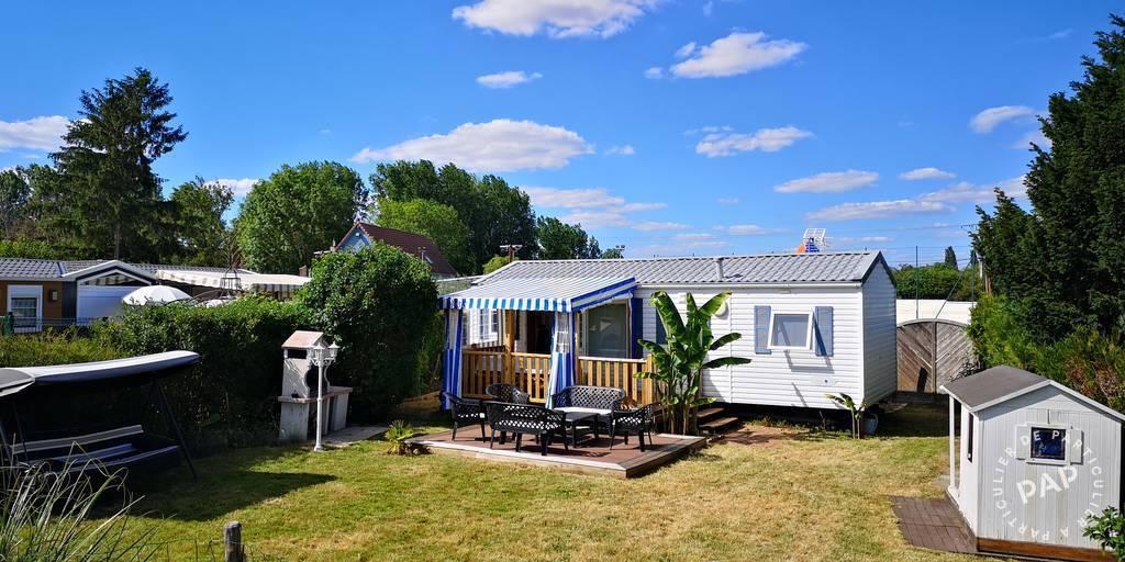 Vente Chalet, mobil-home Ivry-La-Bataille (27540)  21.500€