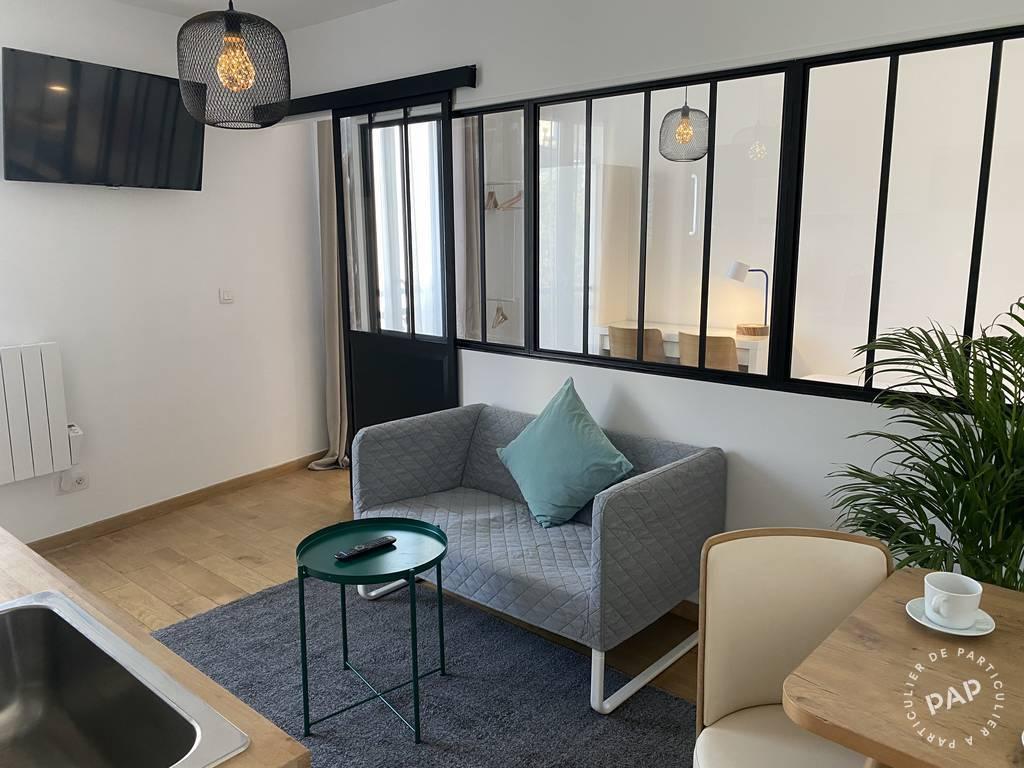 Location Appartement Paris 19E (75019) 25m² 1.250€