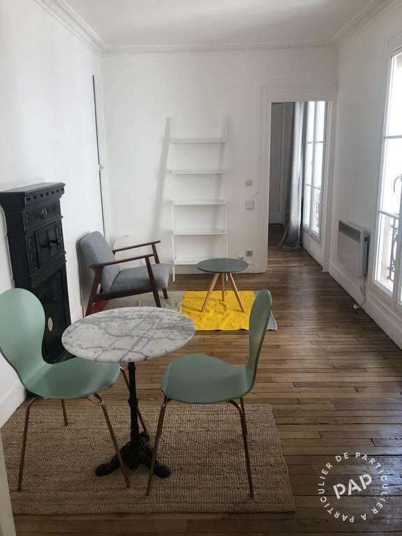 Location Appartement Paris 18E (75018) 34m² 1.100€