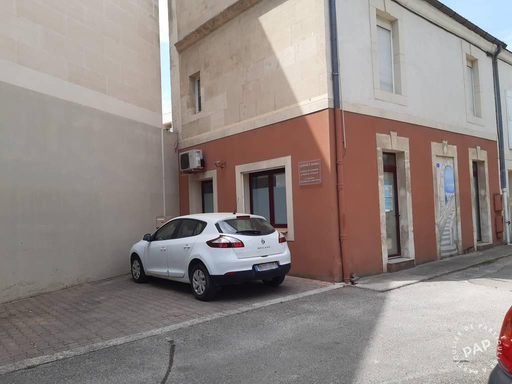 Location Bureaux et locaux professionnels Châteaurenard 66m² 800€