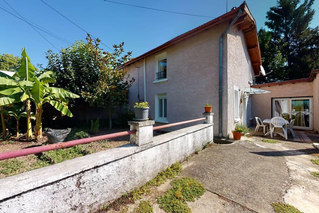 Vente Maison 8 Km De Lyon À Saint Priest Village