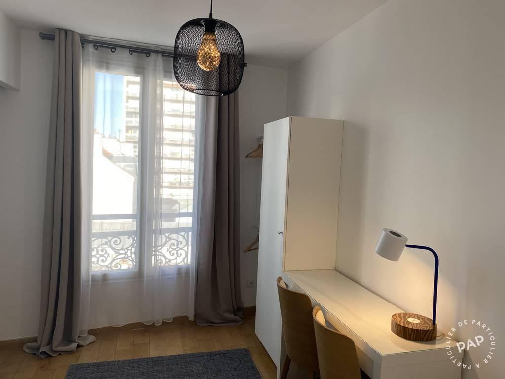 Location immobilier 1.250€ Paris 19E (75019)