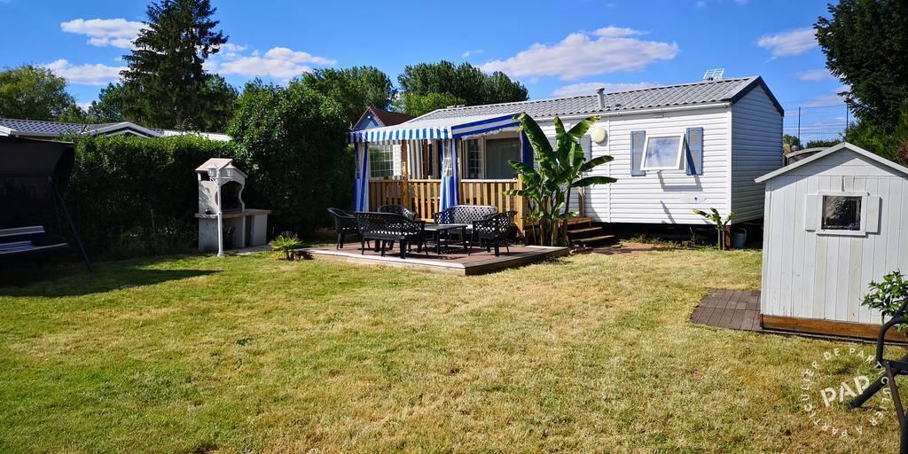 Chalet, mobil-home Ivry-La-Bataille (27540) 21.500€