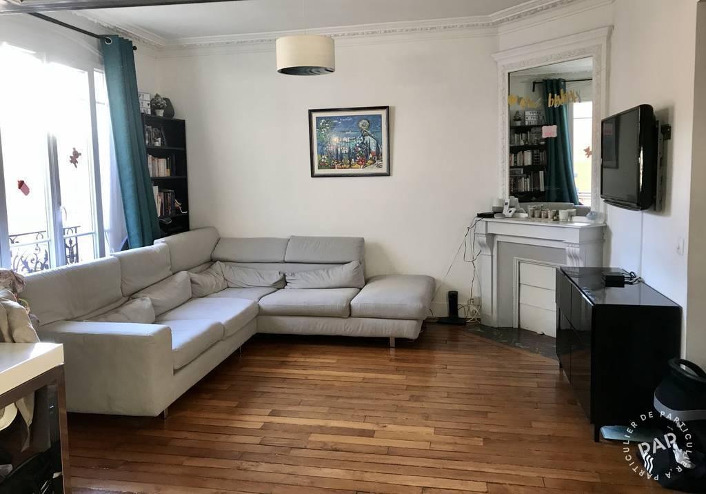Appartement 700.000€ 69m² Saint-Mandé (94160)