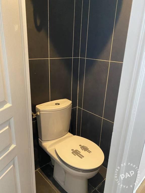 Appartement 1.250€ 25m² Paris 19E (75019)