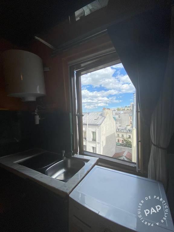 Location Paris 18E (75018) 14m²