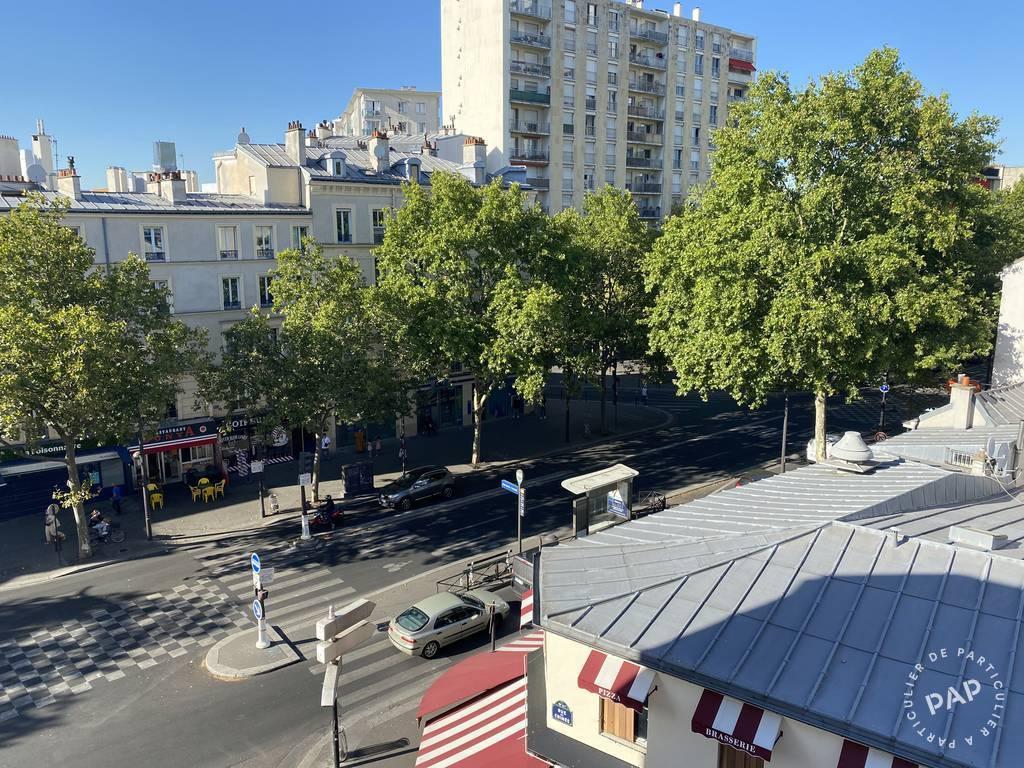 Immobilier Paris 19E (75019) 1.250€ 25m²