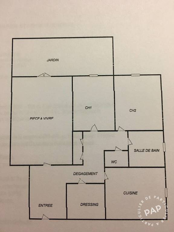Immobilier Sens (89100) 113.000€ 68m²