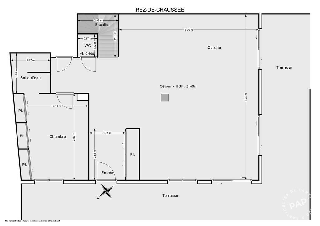 Vente immobilier 435.000€ Limite Dijon