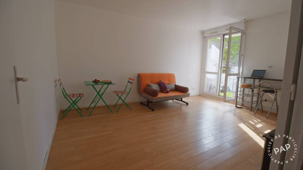 Vente appartement studio Clamart (92140)