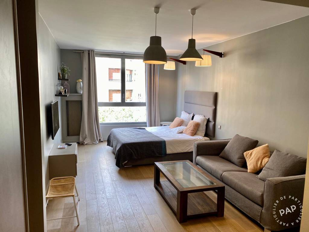 Location Appartement Paris 16E (75116) 32m² 1.480€