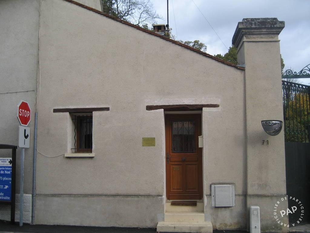 Location Appartement Luzarches (95270) 20m² 550€