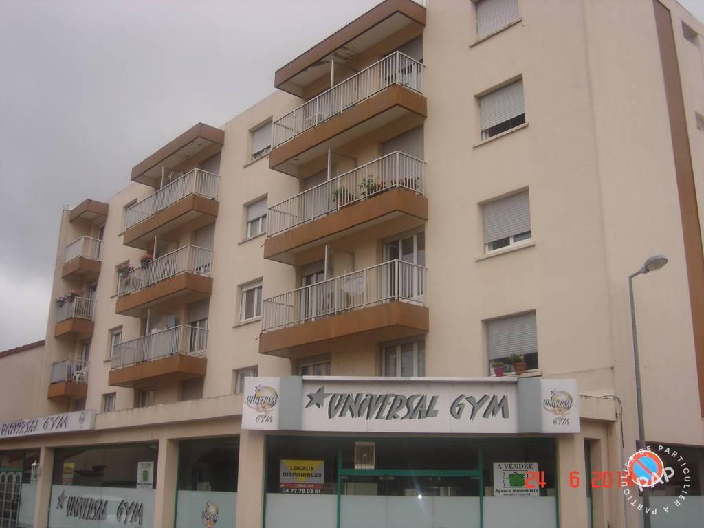 Location appartement 3 pièces Le Coteau (42120)