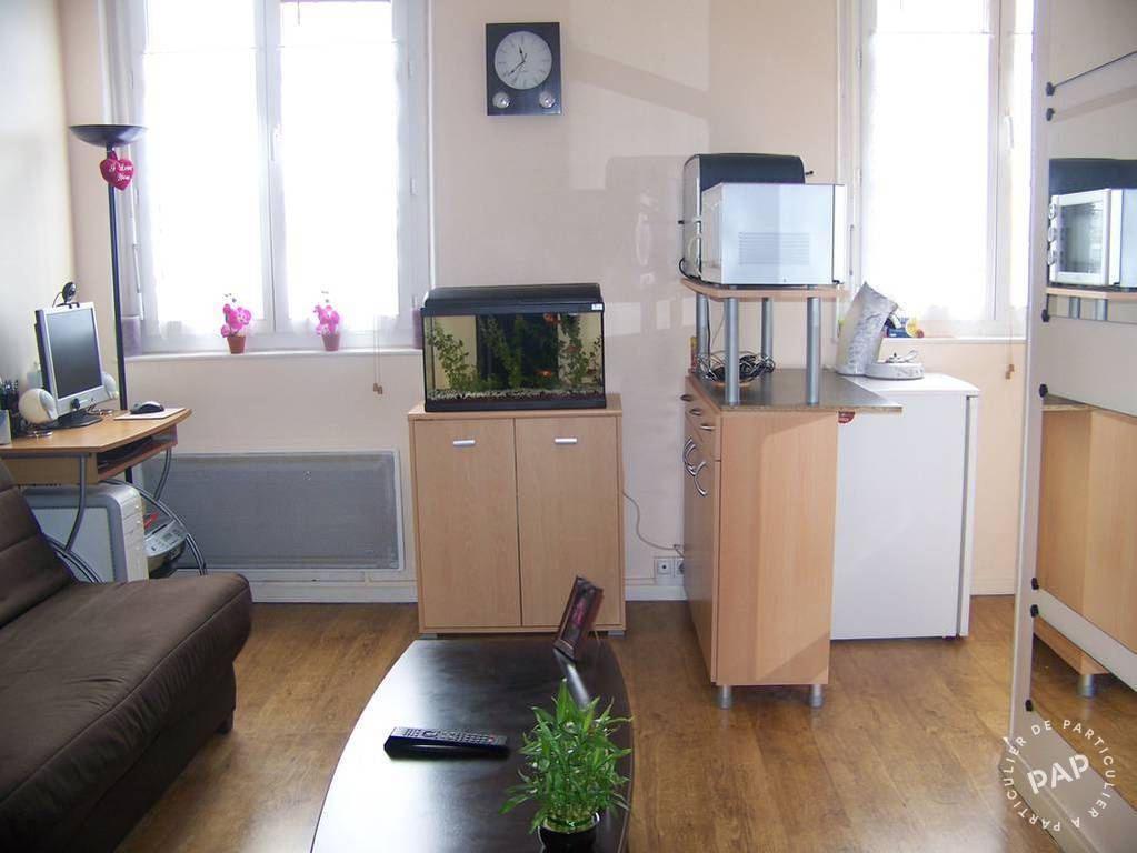 Location Appartement Houlgate (14510) 18m² 350€