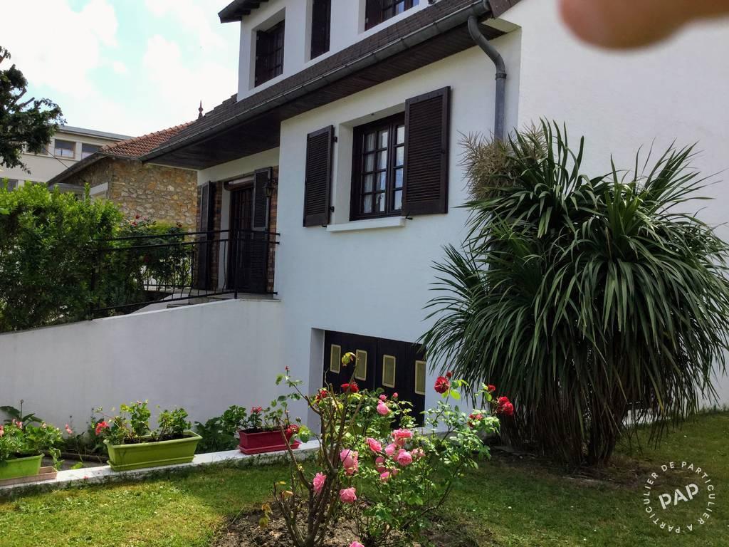 Vente Maison Sainte-Geneviève-Des-Bois (91700) 125m² 460.000€