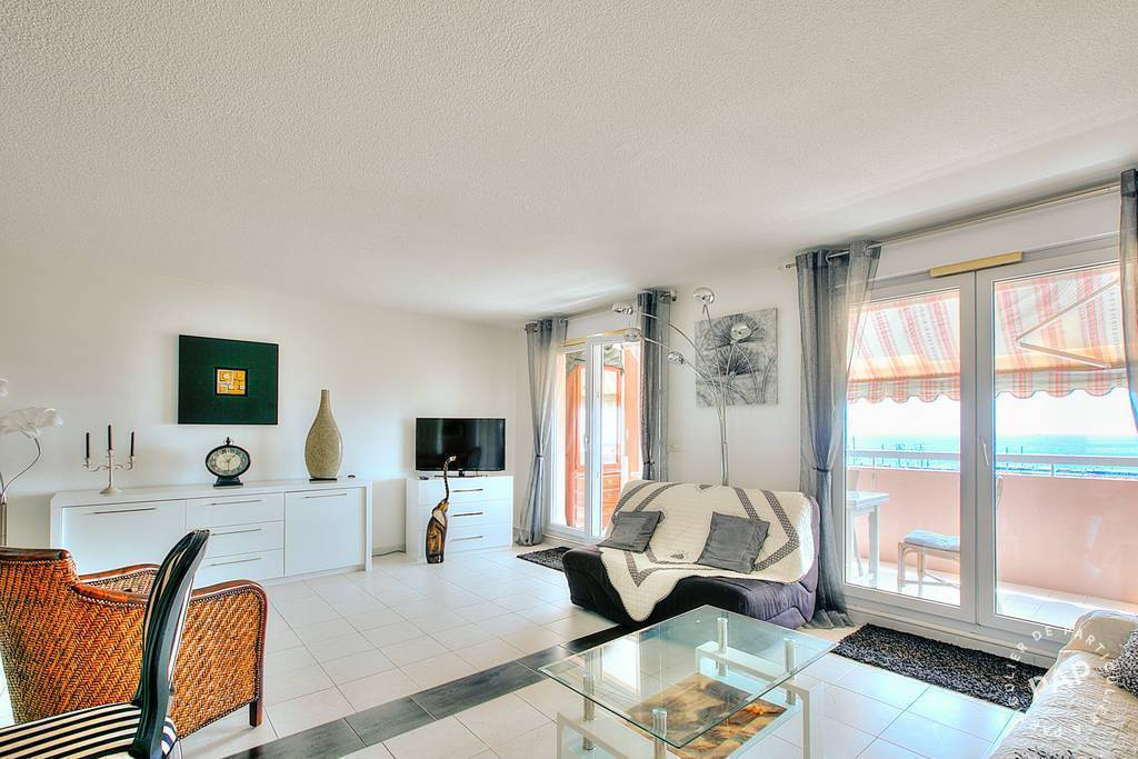 Vente Appartement Cannes La Bocca 69m² 315.000€