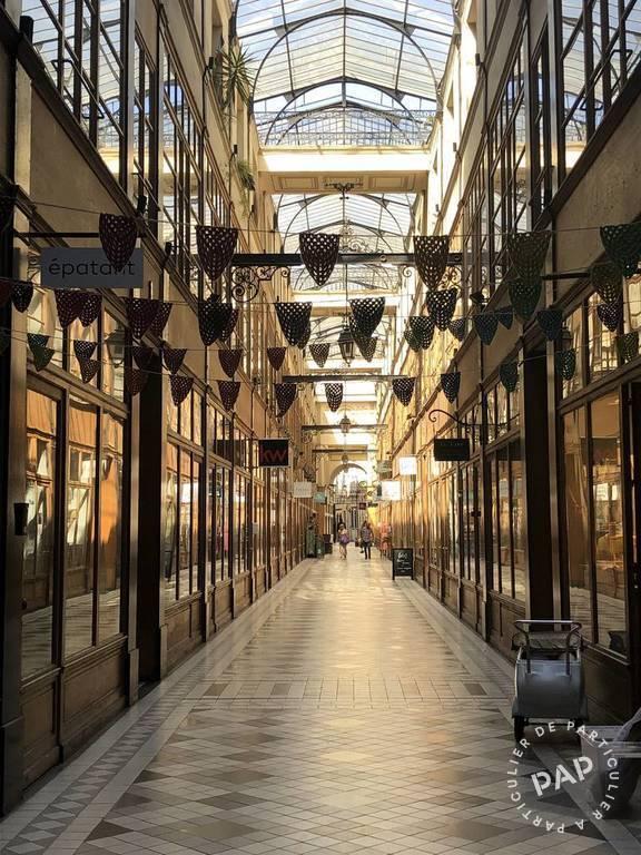 Vente et location Fonds de commerce Paris 2E (75002) 57m² 55.000€