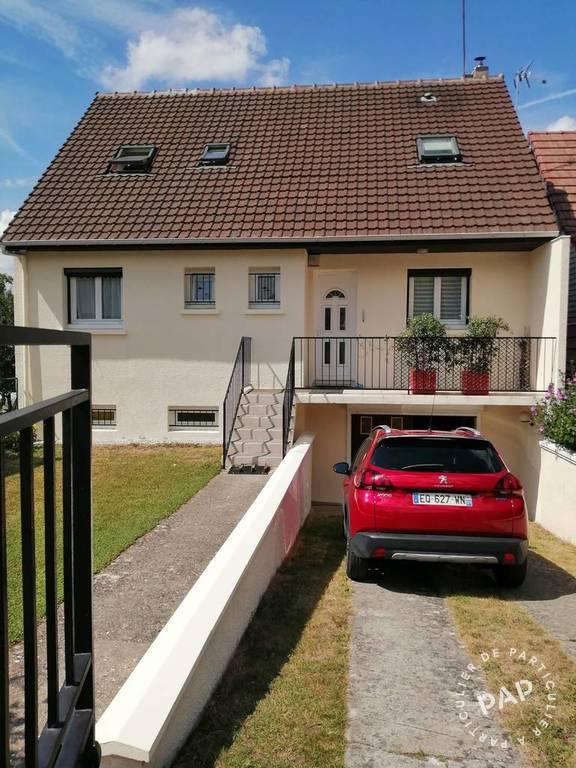 Vente Maison Saint-Michel-Sur-Orge (91240) 120m² 385.000€