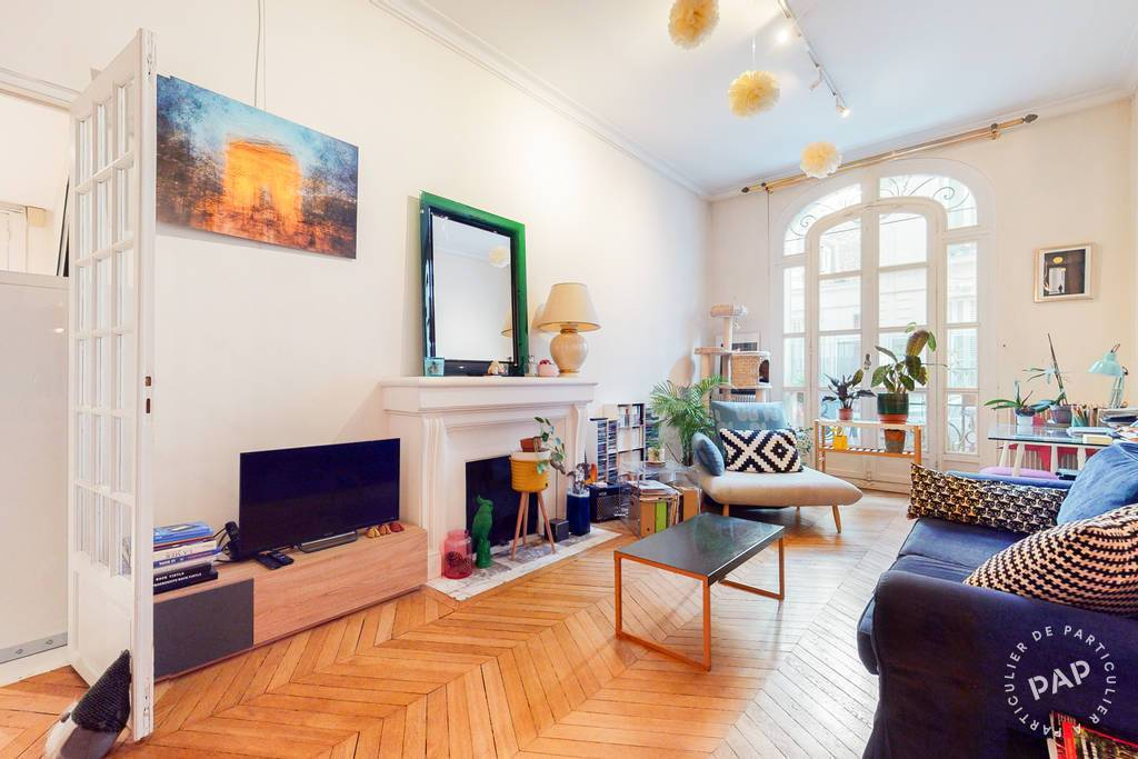 Vente Appartement Paris 16E (75016) 86 m² 980.000 €