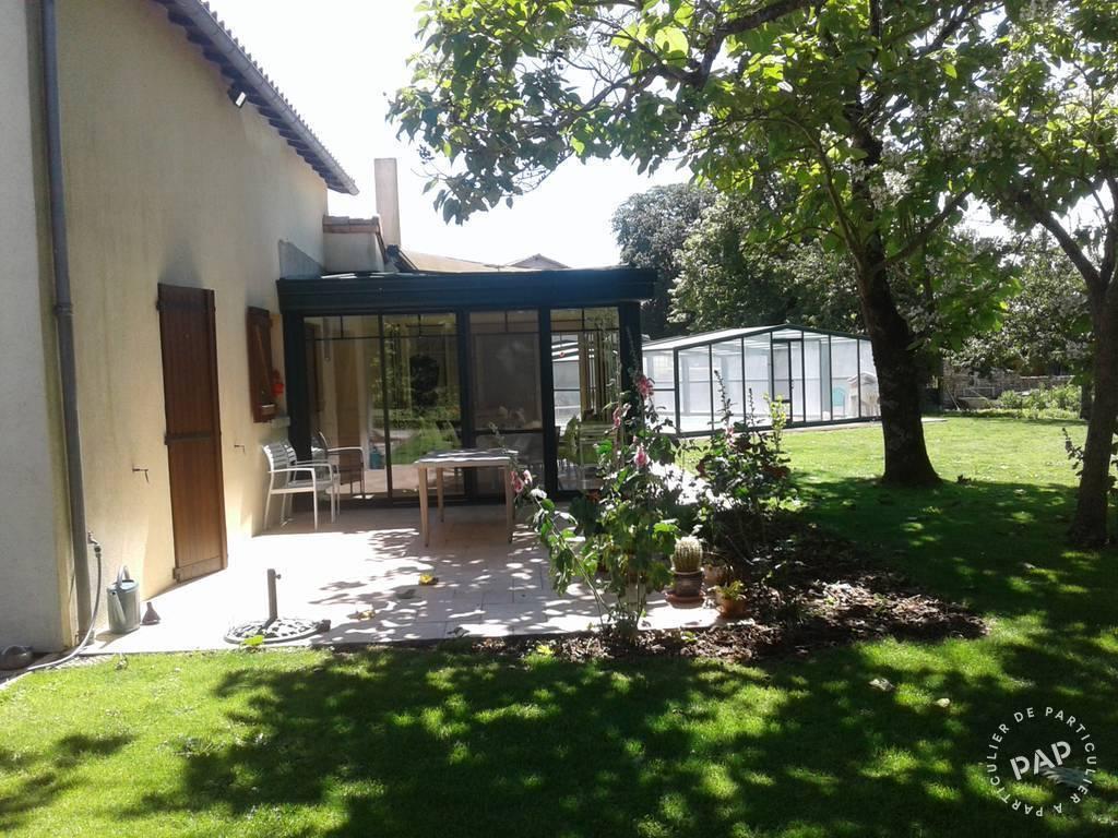 Vente immobilier 305.000€ Saint-Sauvant (86600)