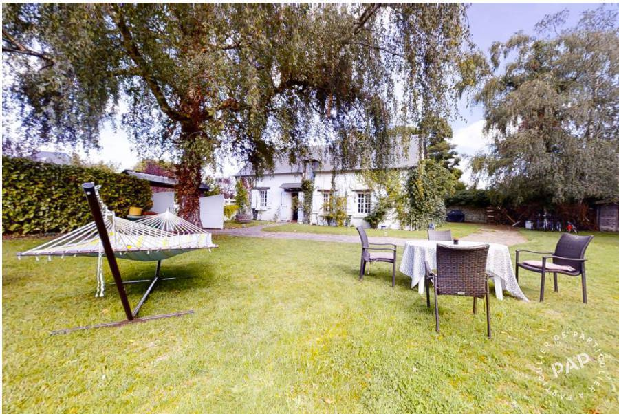Vente immobilier 240.000€ Heuqueville (27700)