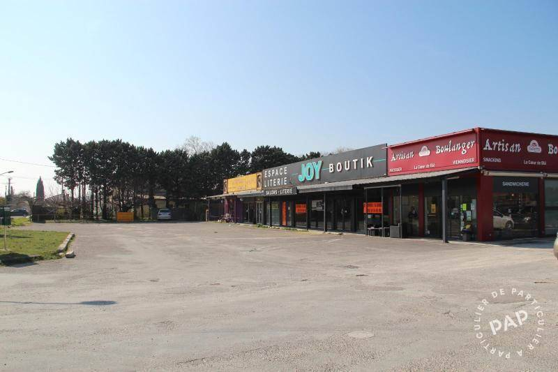 Vente et location Local commercial 460 m²