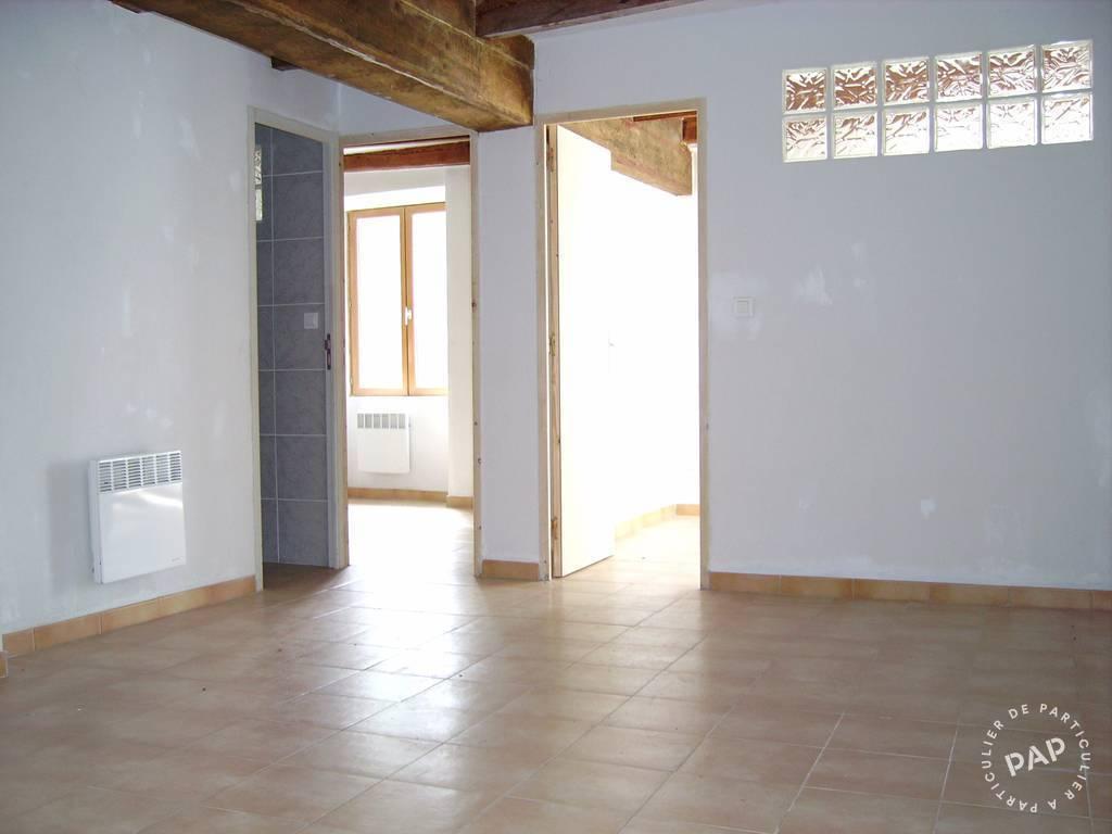 Appartement 500€ 45m² Lantosque (06450)