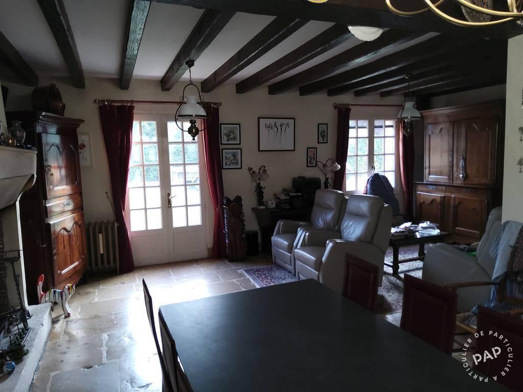 Vente Saint-Sauvant (86600) 196m²