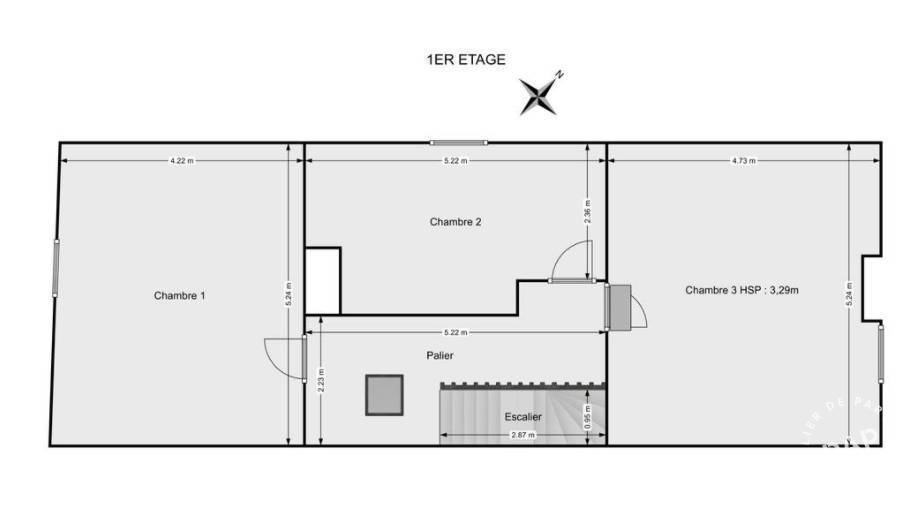 Vente Maison Heuqueville (27700) 130m² 240.000€