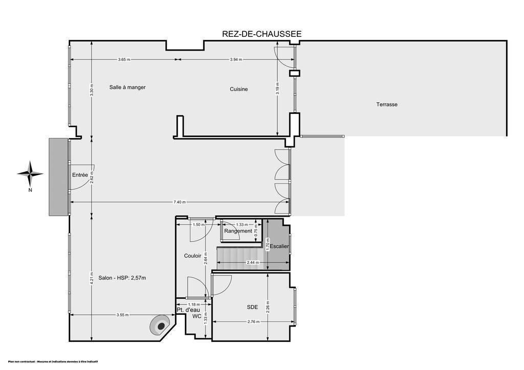 Vente Maison Steene (59380)