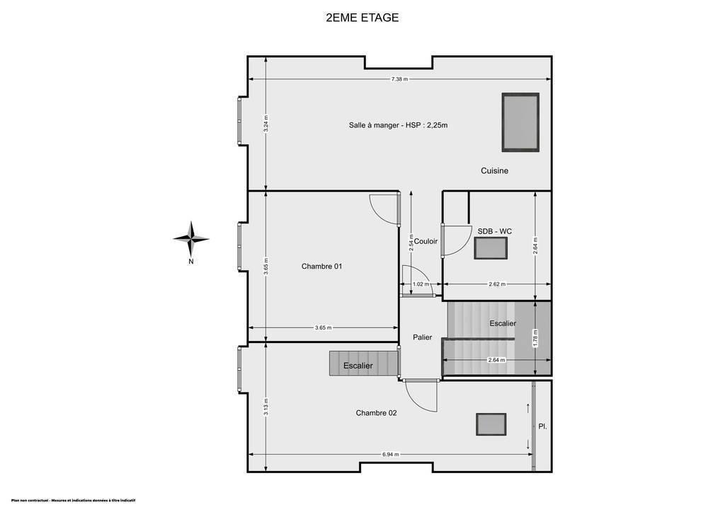 Vente immobilier 285.000€ Steene (59380)