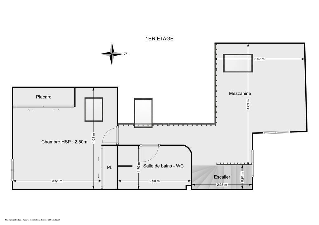 Maison Paris 18E (75018) 1.114.000€