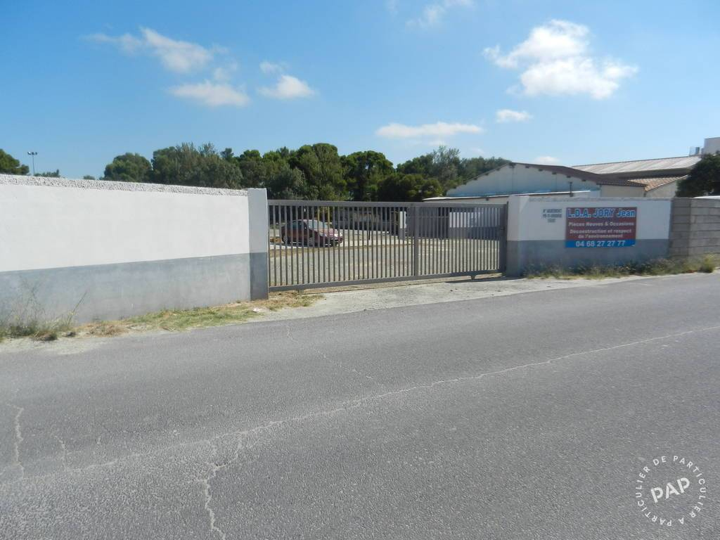 Vente et location Fonds de commerce Lézignan-Corbières (11200) 650m² 800.000€