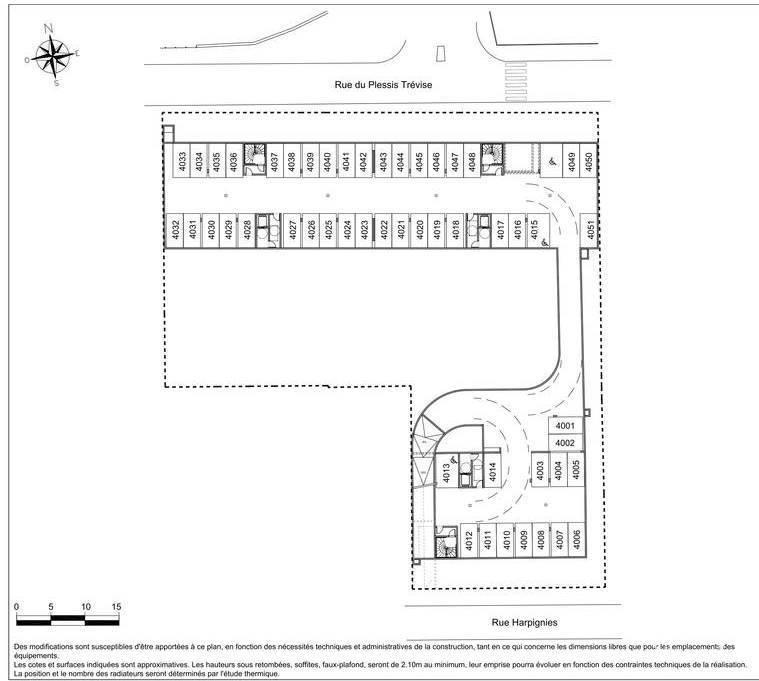 Vente Garage, parking Champigny-Sur-Marne (94500)  12.500€