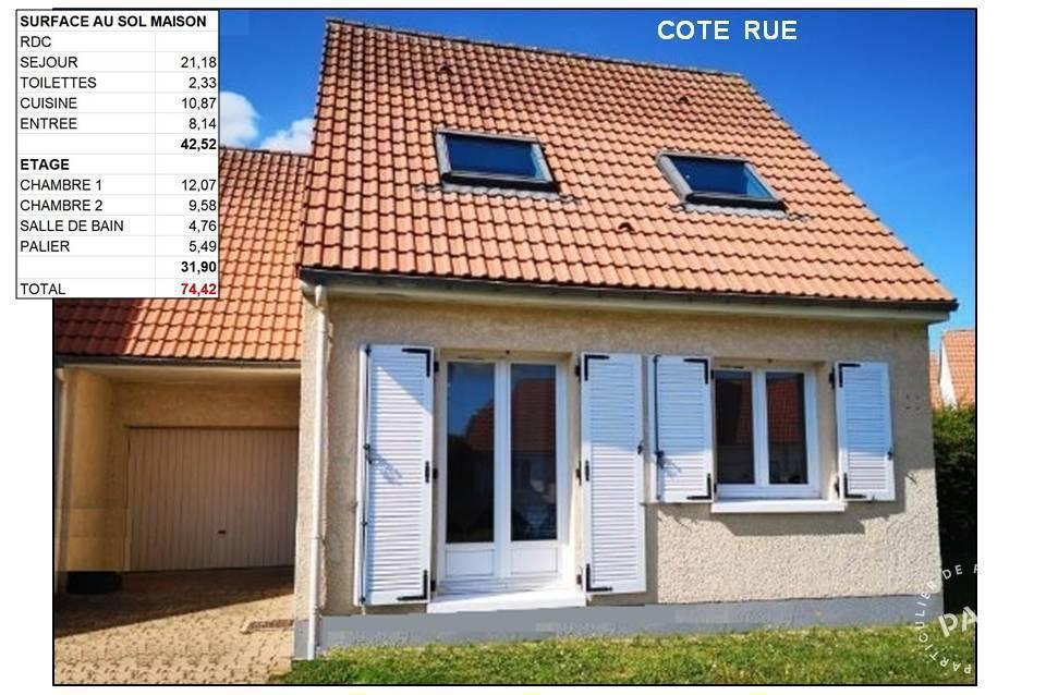 Vente maison 3 pièces Moliens (60220)
