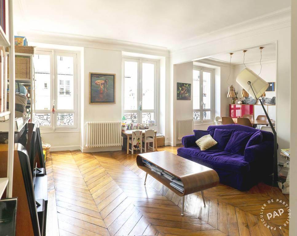 Vente appartement 3 pièces Paris 3e