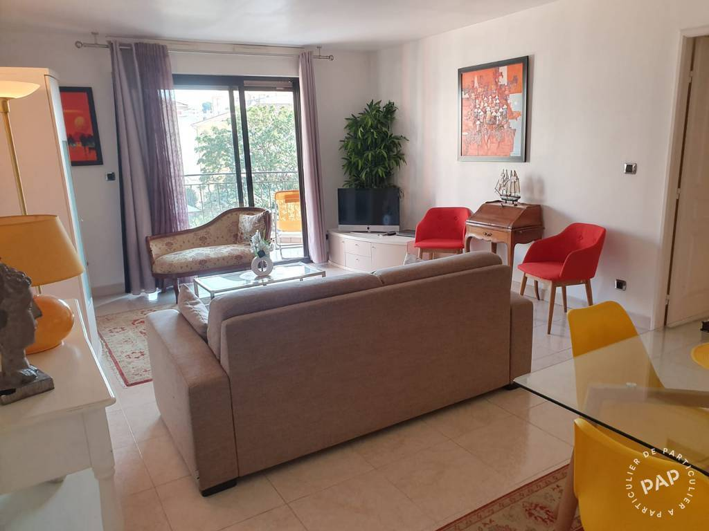 Vente Appartement Saint-Raphaël 65m² 295.000€