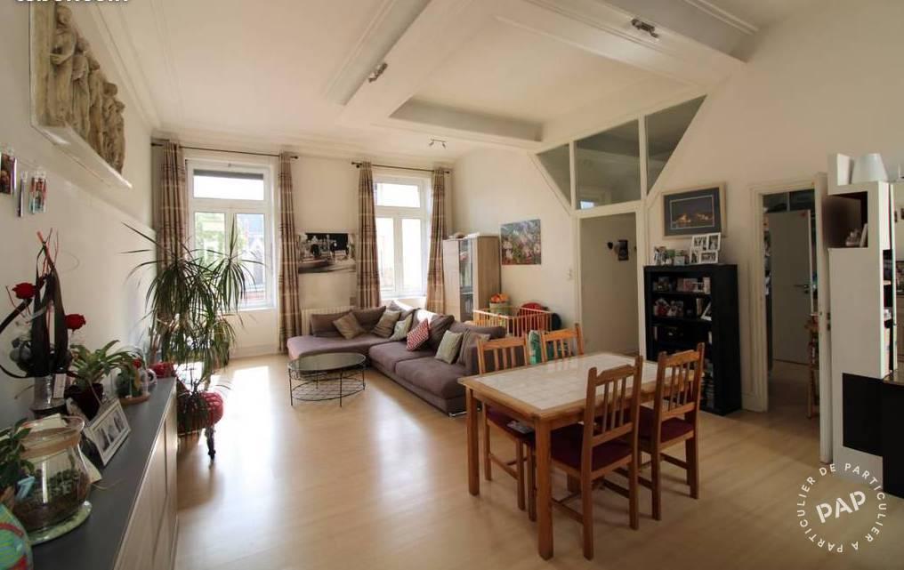 Vente appartement 3 pièces Nancy (54)