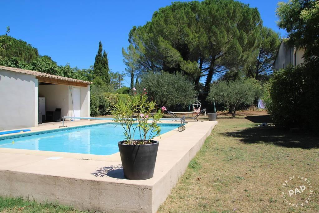 Vente Maison Sainte-Anastasie (30190) 140m² 345.000€