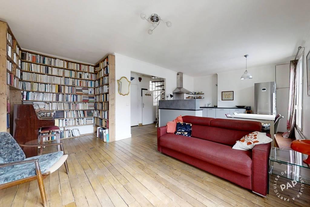 Vente Appartement 90M2 Surface Au Sol Paris 12E (75012)