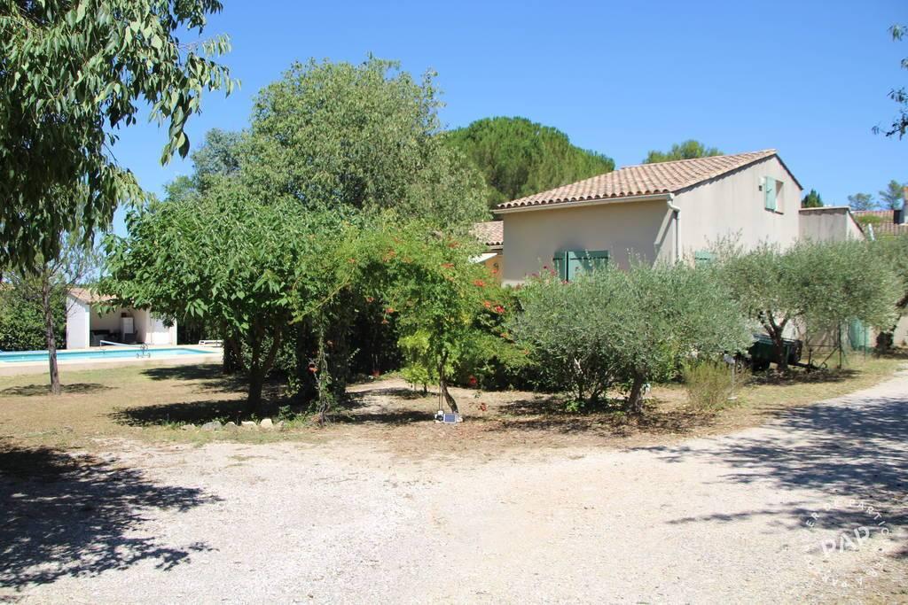 Vente Maison Sainte-Anastasie (30190)
