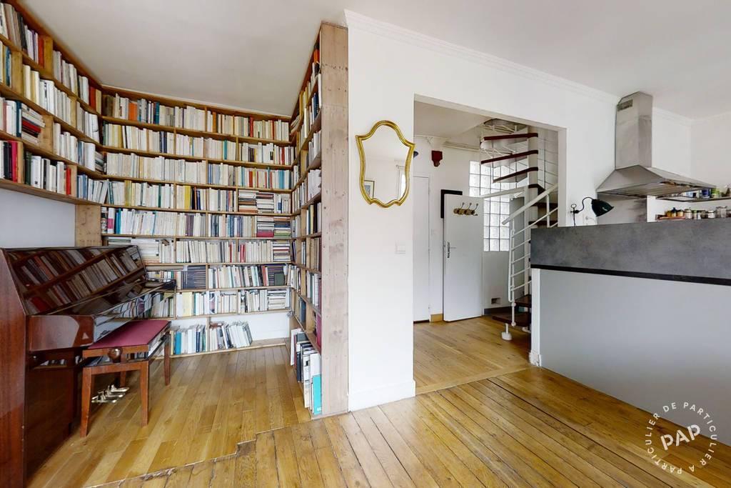 Vente immobilier 870.000€ 90M2 Surface Au Sol Paris 12E (75012)