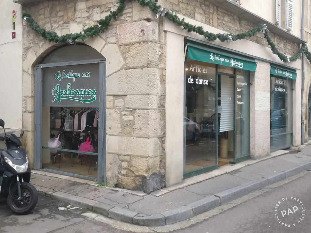 Fonds de commerce Dijon (21000) 80.000€