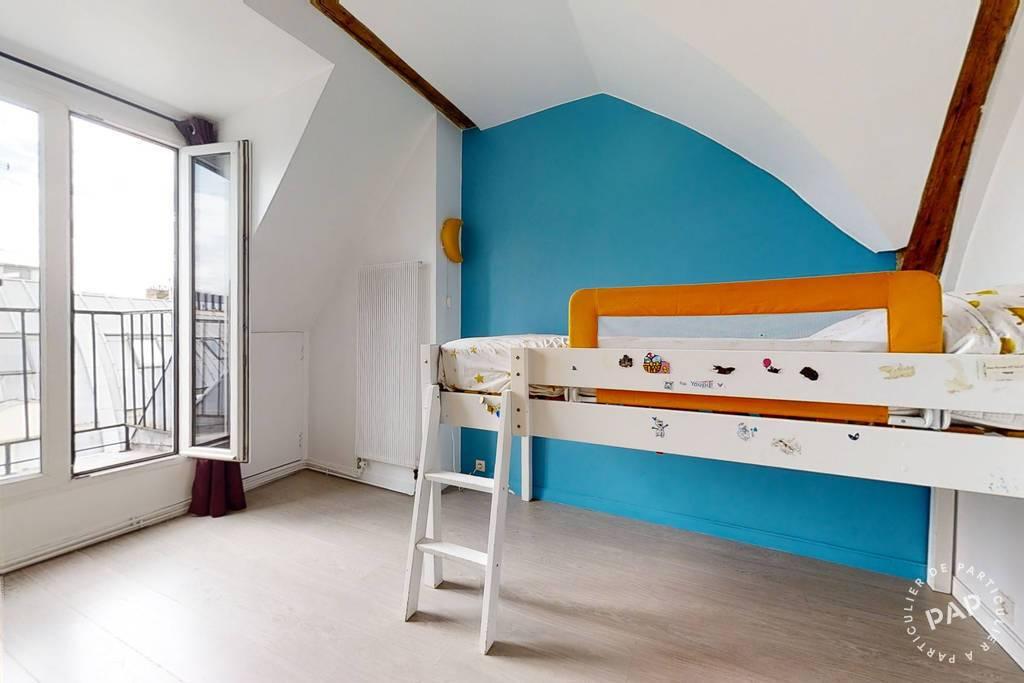 Appartement 870.000€ 83m² 90M2 Surface Au Sol Paris 12E (75012)