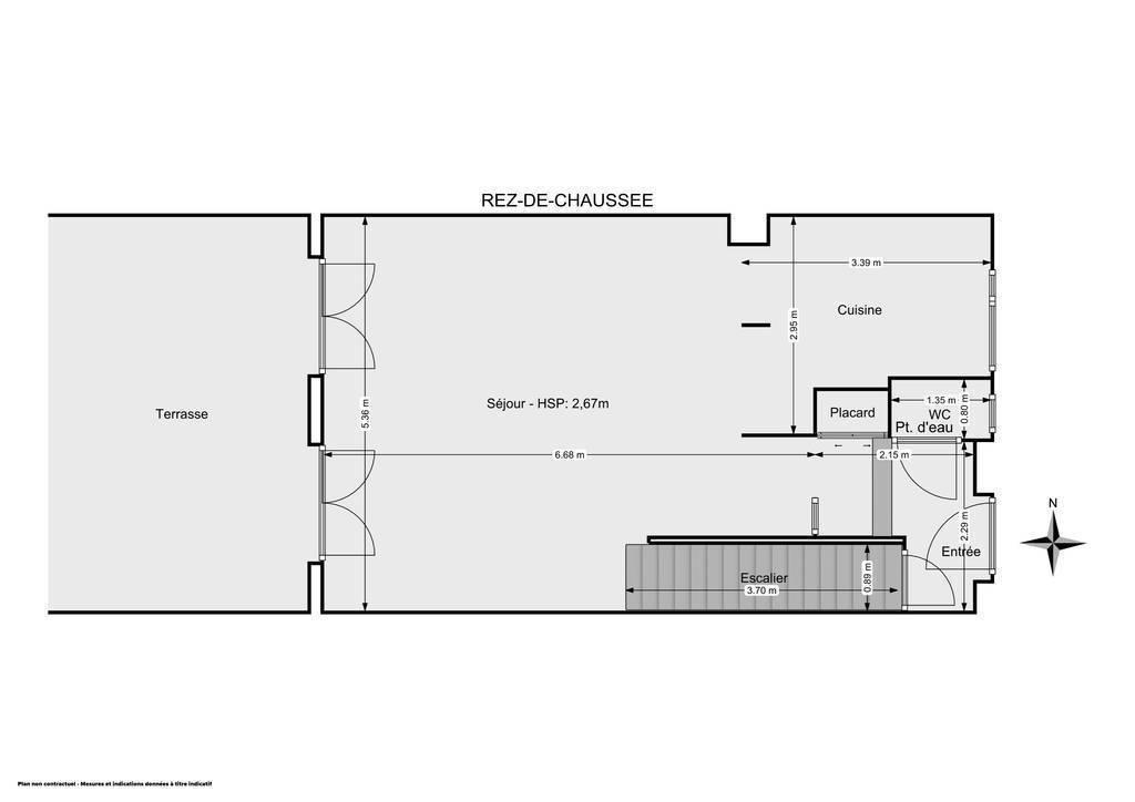 Vente Maison Saint-Denis (93200) 111m² 410.000€