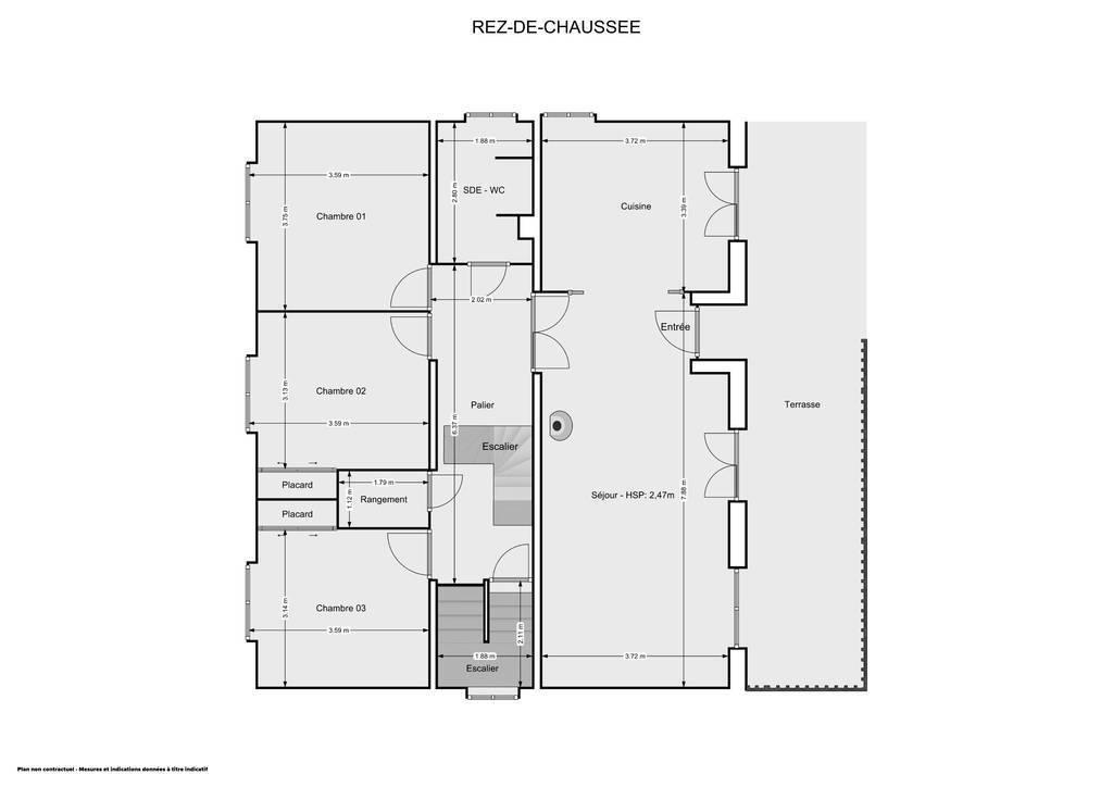 Vente Maison Veauche (42340)
