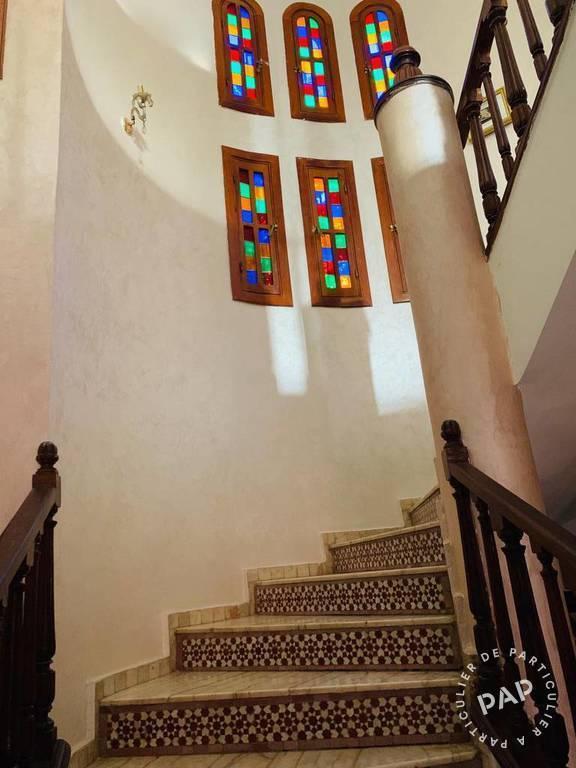 Vente maison 8 pièces Maroc
