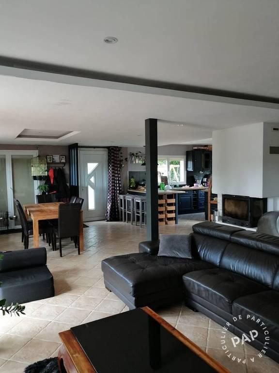 Vente Maison Saint-Julien-De-La-Liègue (27600) 130m² 265.000€